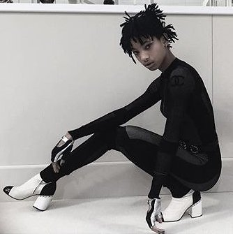 The Best Fashion Instagrams of the Week: Willow Smith Is Chanel's Action Hero!