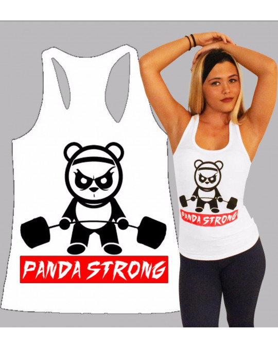 Women Yoga Fitness apparel Workout Tank Top deadlift powerlifting cute crossfit